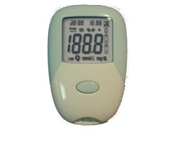 2003 NEW - -Blood Glucose Meter Kit