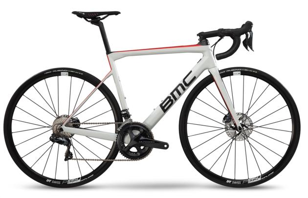 2019 BMC TEAMMACHINE SLR02 DISC ONE BIKE