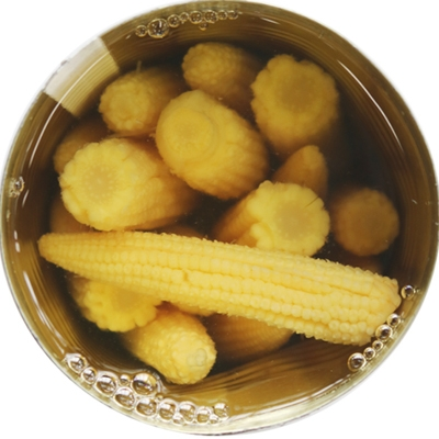 Baby Corn Canned