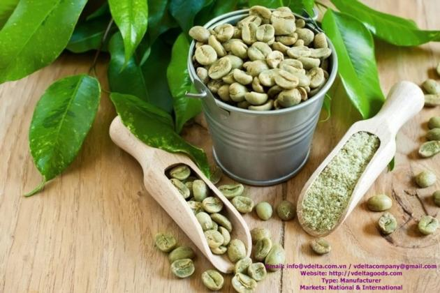Arabica Coffee Green Beans