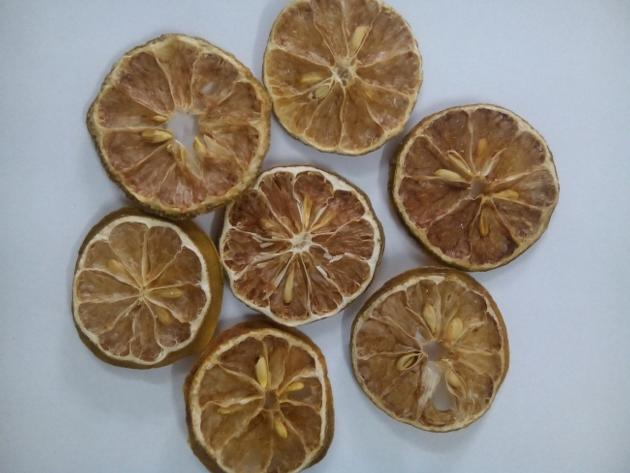 Dried Lemon, Lime From Vietnam