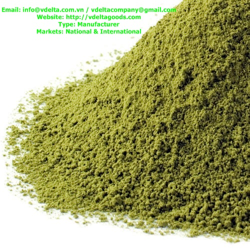 Arabica Coffee Green Beans Extract Powder