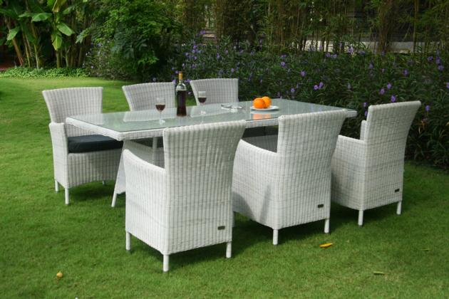 Majestic Dining Set wicker furniture