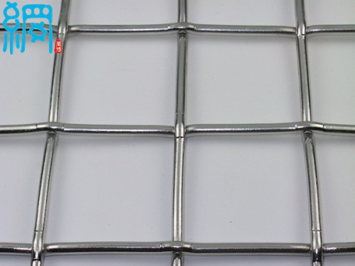 Lock crimped wire mesh - Foreign Trade Online
