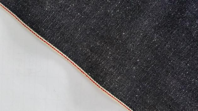 10oz Premium Denim Fabric Red Selvedge Jeans Materia W0994