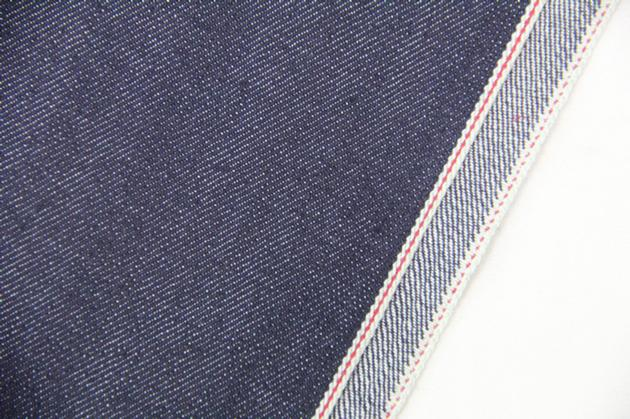 13.6oz Best Mens Selvedge Denim Xinjiang Long Staple W0472A-1