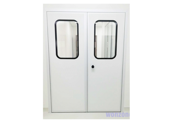 Clean Room Aluminum Door
