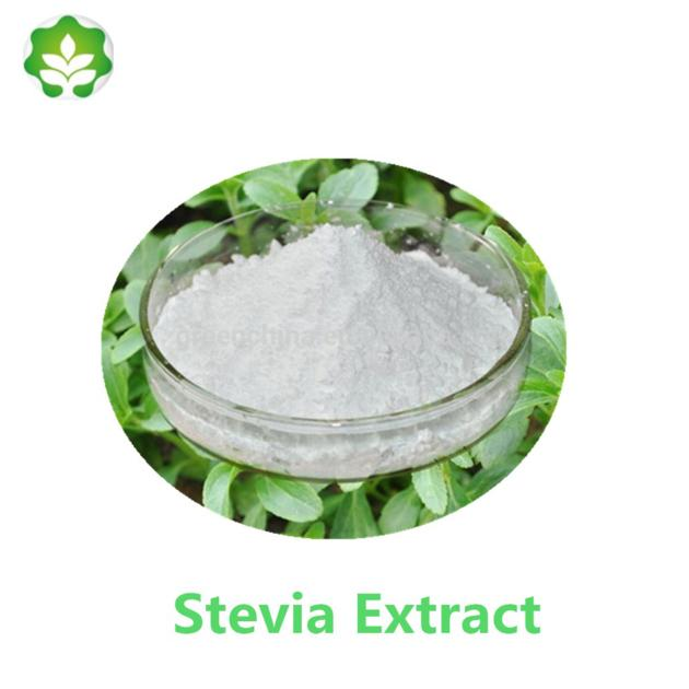 High quality Food additives Organic Stevia 99% RA98% wholesale prices