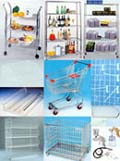 Wire Shelving, Shopping trolley, Wire Basket, Wire Container, Gondola/Rack Accessory, Pneumatic Tools,bicycle parts