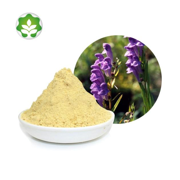 cosmetic grade scutellaria root p.e. extract powder for mask