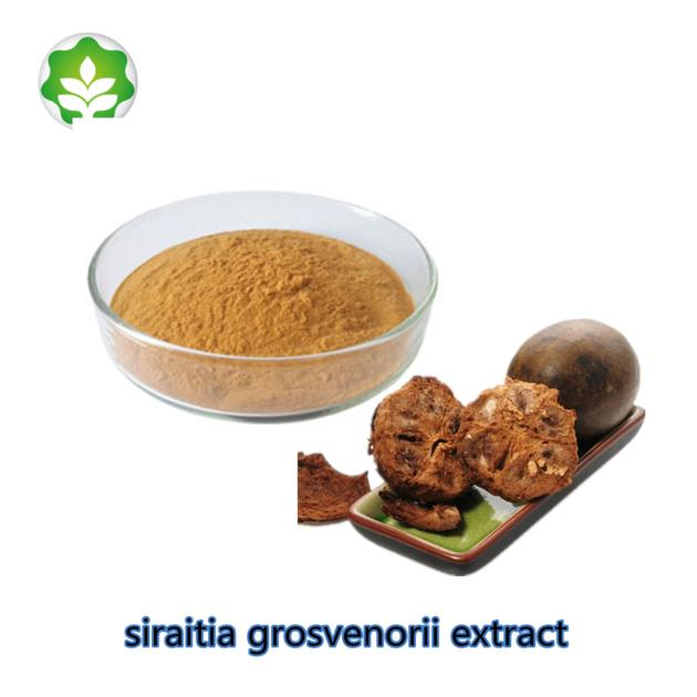 siraitia grosvenorii luo han guo extract for healing sore throat