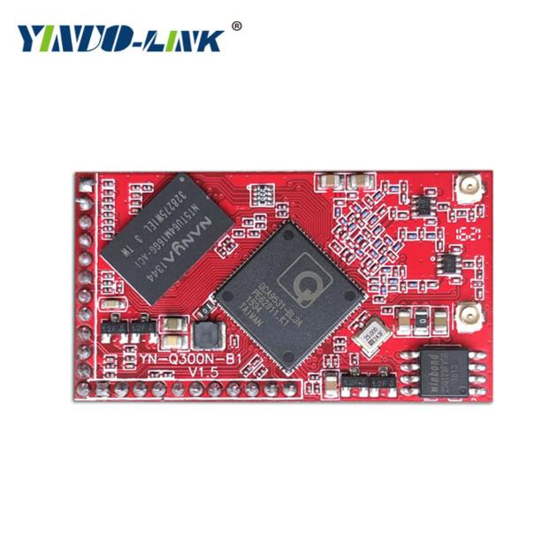 Yinuolink openwrt high quality qca9531 2.4g wireless router module support 2T2R