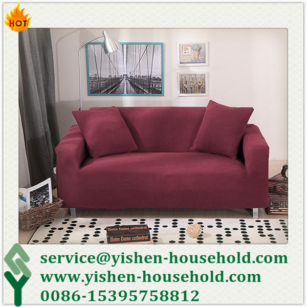 Yishen-Household low price NO MOQ cover for sofa