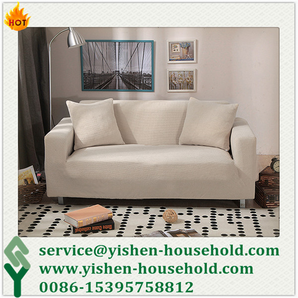 Yishen-Household ikea no moq spandex knitted couch cover
