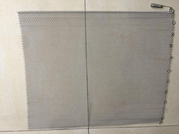 Stainless steel galvanized fireplace wire mesh Made in China