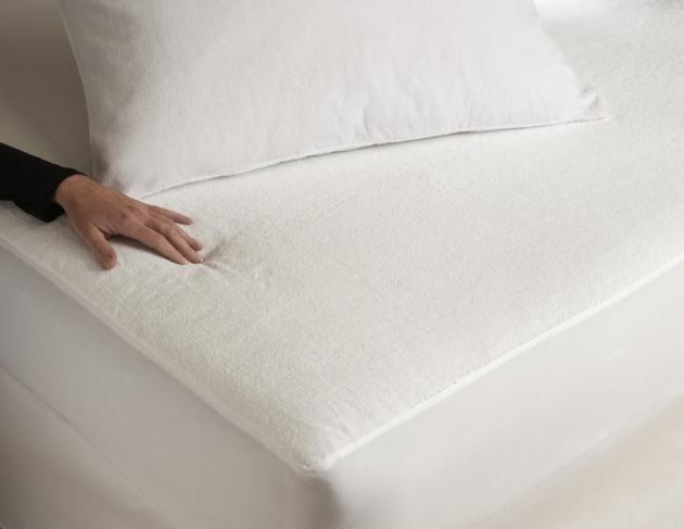 Waterproof Terry Pillow Protectors (Anti Bed Bug Cover)