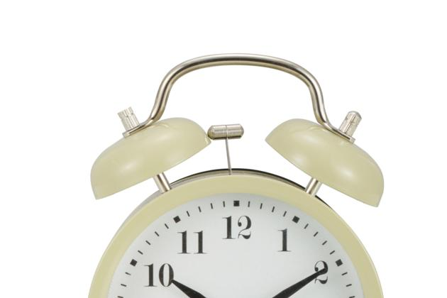 3 5 Inches Twin Bells Alarm