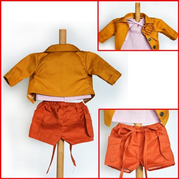 2016 best selling product chinese clothing manufacturers baby clothing for barbiee doll