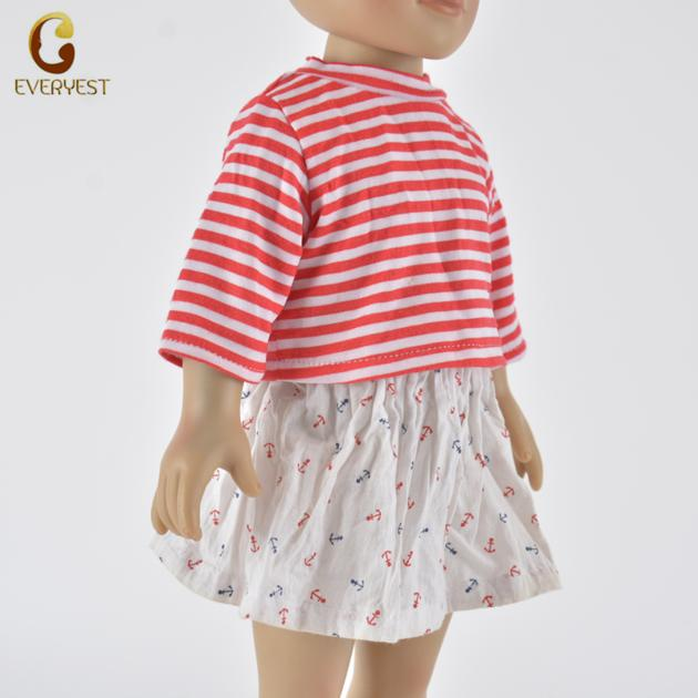 American Girl Doll And Girl Matching