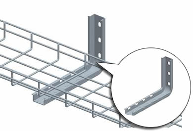 Wire mesh cable tray - Foreign Trade Online